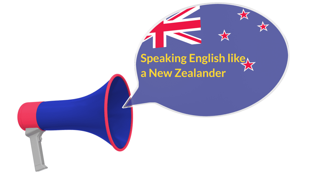 Speaking English in New Zealand